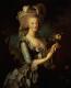 Marie Antoinette by Elisabeth Vigee-Lebrun