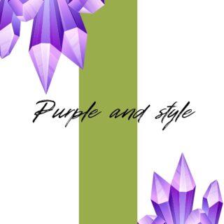 Фиолетовый Одним из самых загадочных и таинственных цветов, бесспорно, считается фиолетовый. Именно этот цвет овеян множеством сказаний и легенд, именно в фиолетовые одежды одеваются все маги и волшебники. Цвет творчества и белых ворон. Обычно не очень популярный цвет среди мужчин. Цвет сексуальных меньшинств. Положительное влияние фиолетовый цвет оказывает в разработке глобальных планов, великих идей, способствует развитию чувствительности. Фиолетовый часто выбирают художники или люди, которые поддерживают искусство. Те, кто любит считать себя нетрадиционными или чем-то отличающимися от окружающих. #colors #style